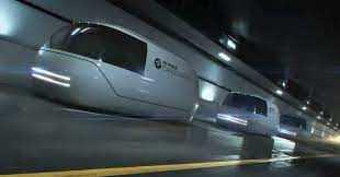 . वर्जिन हाइपरलूप ने रचा इतिहास, पहले यात्री सुरक्षित यात्रा करें