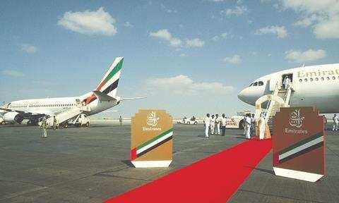 दुनिया की पहली एयरलाइन बनी संयुक्त अरब अमीरात की एयरलाइन