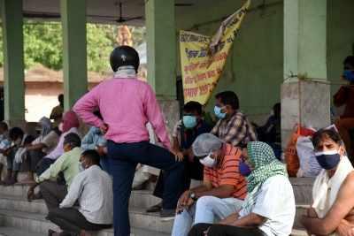 Bihar में नहीं थम रही कोरोना की रफ्तार, 1 दिन में मिले 15,853 नए मरीज, 80 मौतें