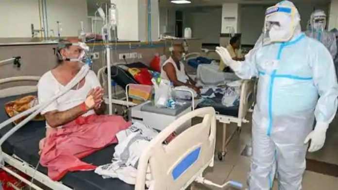 Delhi : कोरोना के 27,047 नए मामले, 375 कोरोना मरीजों की मौत
