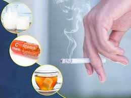 रसोई में ये 3 चीजें धूम्रपान छोड़ने में आपकी मदद कर सकती हैं। उत्तर आहार विशेषज्ञ स्वाति बथवाल