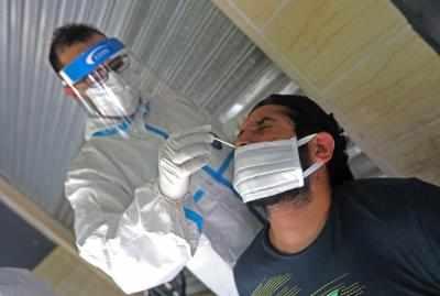 Lebanon में कोरोना के 1,001 नए मामले , कुल 526,578 संक्रमित