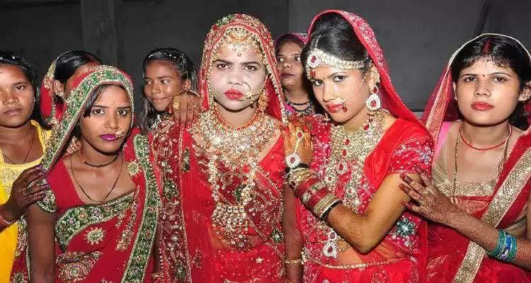 एक शादी ऐसी भी, यहां होती है अनोखी शादी, दुल्हन के संग दूल्हे की जगह उसकी बहन लेती है सात फेरे