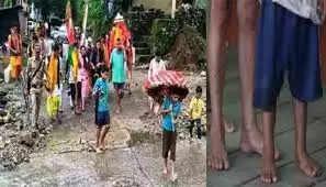 भारत में है एक अनोखा गांव, जहां जूते-चप्पल पहनने पर मिलती है खतरनाक सजा