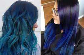 बालों के रंगों के साथ मानसून की Frightening vibrancy !