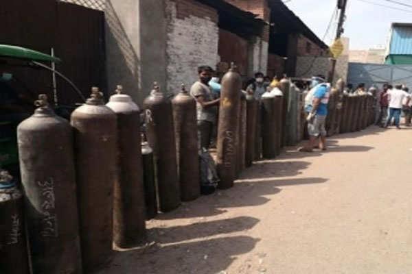 Gurugram प्रशासन ने जारी किया ऑक्सीजन सप्लाई के लिए कंट्रोल रूम नंबर
