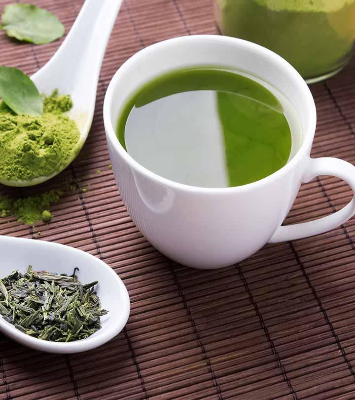 ग्रीन tea