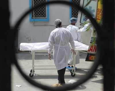 Delhi : कोरोना से 395 लोगों की मौत, 1 दिन में सबसे अधिक मौतों का रिकॉर्ड