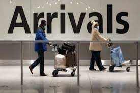 कोरोना: यूके, ब्राजील और दक्षिण अफ्रीकी स्ट्रेन से संक्रमण बेल्जियम के यात्री