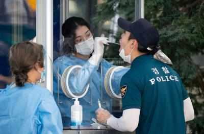 South Korea में अलग अलग वेरियंट के 86 मामले सामने आए, ऐसे केसों की कुल संख्या 535 हुई