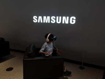 स्मार्टथिंग्स के लिए वेब डैशबोर्ड पर काम कर रहा Samsung
